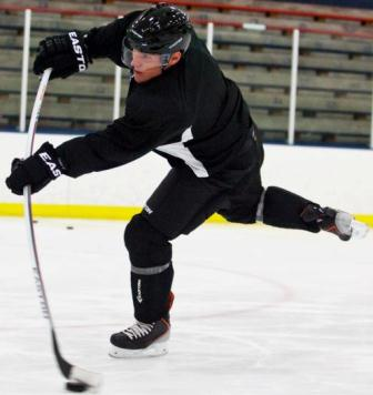 Mike Cammalleri using the Mako ll