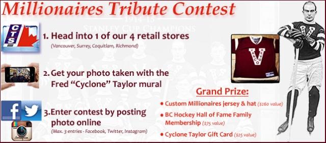 Millionaires Tribute Contest