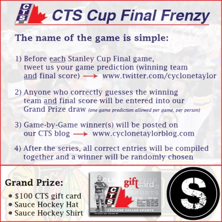CTS Cup Final Frenzy